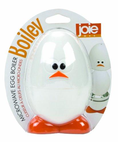 Joie 50237 – Cuece huevos microondas, color blanco