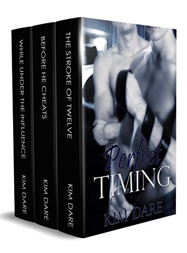 Perfect Timing: Part Two: A Box Set by [Dare, Kim]
