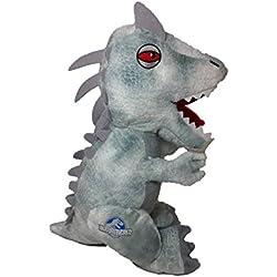 Brigamo 22981–Jurassic World© peluche dinosaure, 26cm