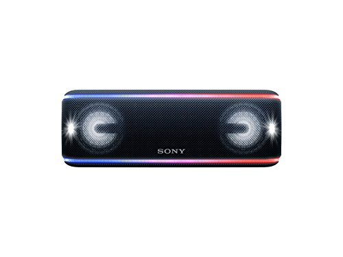 Sony SRS-XB41 Altoparlante Wireless Portatile, Extra Bass, Bluetooth, NFC, Resistente all'Acqua...
