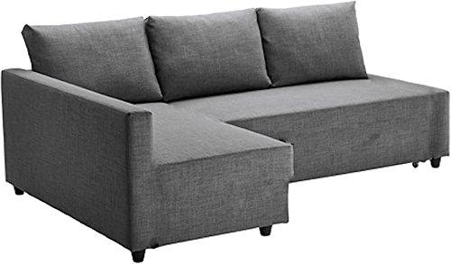 HomeTown Market Solo copertine! Il Divano Non è Incluso! Grey Friheten Sofa Cover Luce Heavy Duty...
