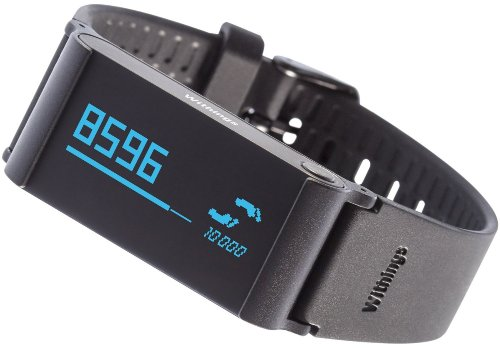 Withings Pulse O2 - Monitor de actividad, color negro