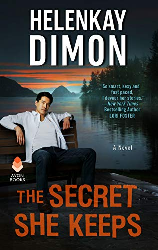 The Secret She Keeps (Whitaker Island) by [Dimon, HelenKay]