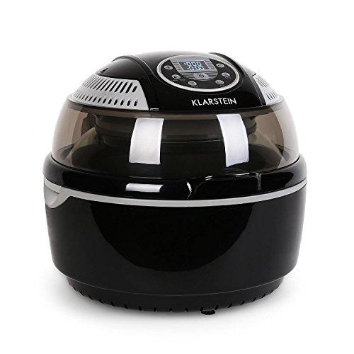 Klarstein VitAir • friggitrice ad aria • 1400 Watt • camera cottura 9 L • grill •...