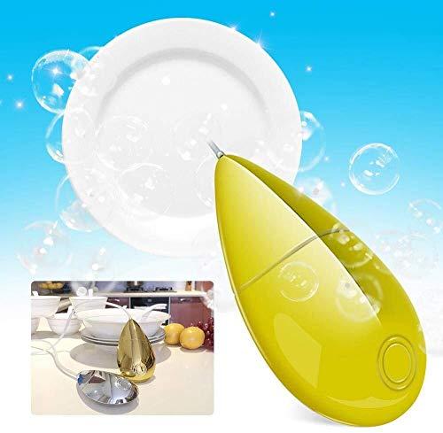 GYLJJ Mini Lavastoviglie, USB Cleaner Intelligente Vibration Multifunzione for Frutta e Verdura...