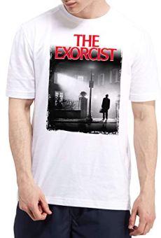 DibuNaif Camiseta Hombre – Unisex Cine El Exorcista