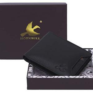 Hornbull Men's Black Rigohill Leather Wallet 22  Hornbull Men's Black Rigohill Leather Wallet 41QgE30pCDL