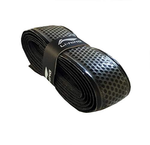 Li-Ning Badminton Racquet Replacement Grip, Black