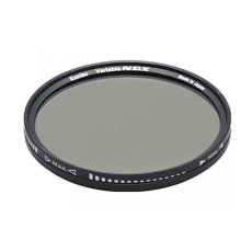 Kenko KNDX77 - Filtro polarizador (77 mm) y anillo adaptador (de 77 a 67 mm), color negro y gris