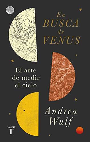 En busca de Venus de Andrea Wulf