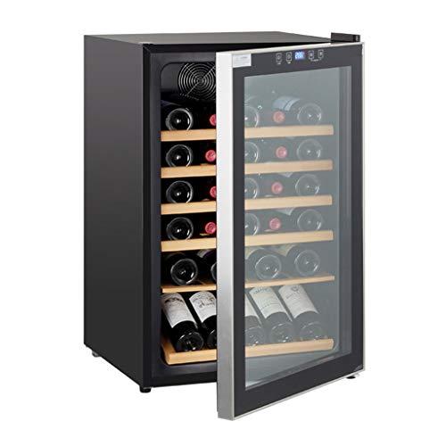 GXFC 30 Bottiglie Cantinetta - Compressore Frigo, Indipendente Frigorifero per Vini- Touch Panel...