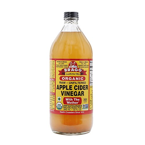 Bragg Organic Raw Unfiltered Apple Cider Vinegar - 946 ml