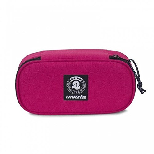 Portapenne INVICTA - LIP PENCIL BAG XL - rosa - porta penne scomparto interno attrezzato