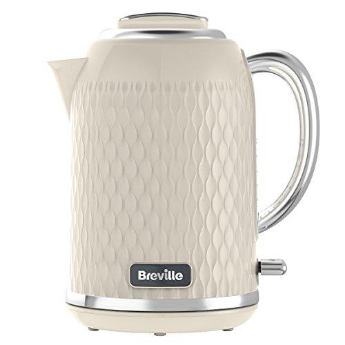 Breville Curve 1.7L kettle (cream) (3000w)