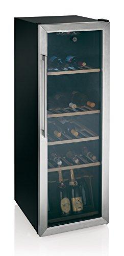 Hoover HWC 25360 DL Cantinetta Vino, 70 Bottiglie, 50 dB(A), Nero