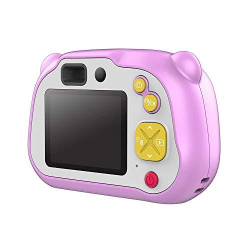 LayOPO Videocamera Digitale Antiurto per Bambini, videocamera per Bambini per Bambini con Guscio in...