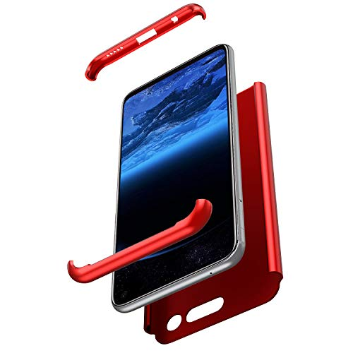 Robinsoni Cover per Huawei Honor View 20 Cover Silicone Huawei Honor V20 PC Case + Pellicola in...