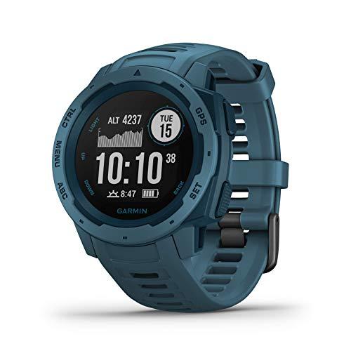 Garmin Instinct Outdoor-Smartwatch Blau 010-02064-04