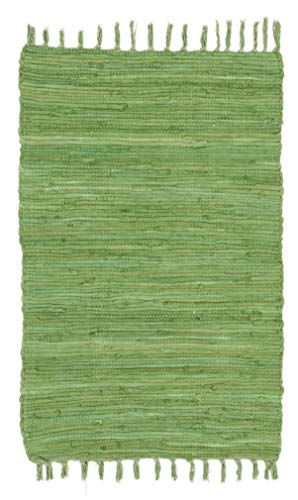 ABC Abano Tappeto, Verde Menta, 60x200