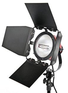bombilla halógena Bresser estudio de la foto SG-800 (800 vatios)