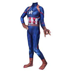 YIWANGO Adulto del Niño Cosplay Disfraz Bola De Disfraces Halloween Traje De Superhéroe,Women-L