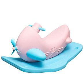 TONGSH Kids Rocking Horse Child Baby Ride En Toy Rocker Niños pequeños Balance de plástico Entrenamiento
