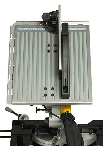FEMI TR 235 Tronzadora para Madera/Aluminio-Diam. 254-con mesa-1800 W