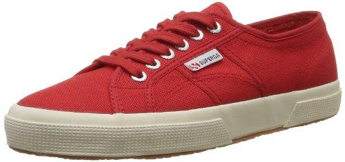 Superga 2750-COTU CLASSIC, Sneakers Unisex-Adulto, Rosso, Rosso