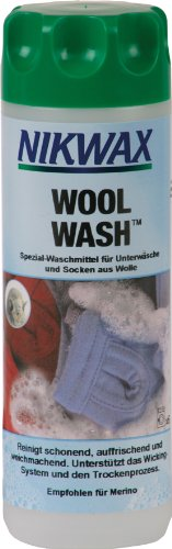 Nikwax Waschmittel Wool Wash VPE6, transparent