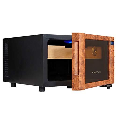 Raffreddatore di sigari termoelettrico - Cigar Humidor - Chip termostato elettronico Smart Dual Core...