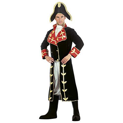 WIDMANN Sancto - Disfraz de soldado del ejército militar para hombre, talla M (37662)