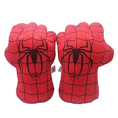 SSRS Bambini Guantoni da Boxe Spiderman Guanti da Smash Hulk Travestimenti Feste di Compleanno...