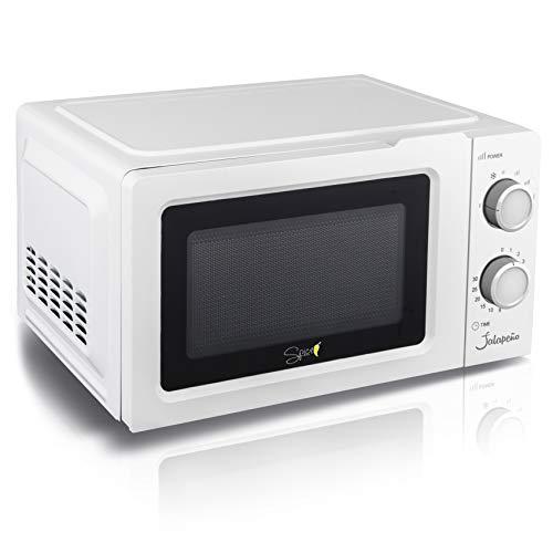 SPICE SPP043-W Jalapeno Light Forno Microonde Microwave 20 Litri scongelamento rapido, Bianco