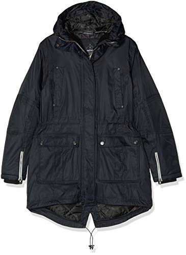 James Harvest Ladies Westlake Jacket, Cappotto Donna, Nero (Black 900), 46 (Taglia Produttore:XL)