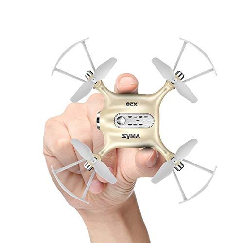 Syma Mini RC UFO Quadcopter DoDoeleph X20 2.4Ghz 6 Assi giroscopio Telecomando RTF Elicottero Nano...