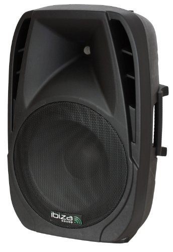 "Ibiza sound BT12A - Altavoz activo 12"" mp3 bluetooth 450 w"