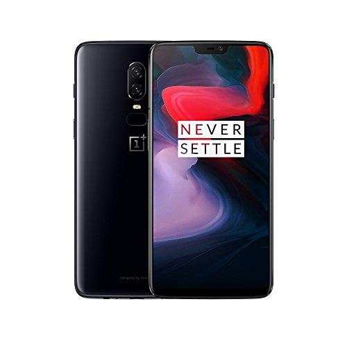 OnePlus 6 Smartphone débloqué 4G (Ecran : 6,28 pouces - 8 Go RAM - 128 Go stockage - Double SIM - Android) Mirror Black - Ecouteurs non-incl... 22