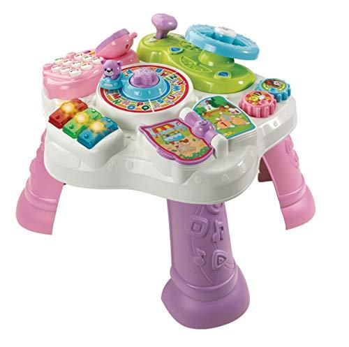 VTech 80-181584 - Tavolino per Bambini, Colore: Rosa