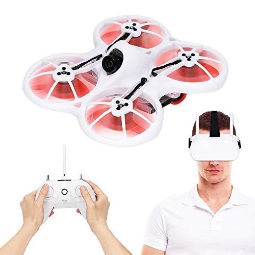 Drone da Corsa,Mini Racing Drone Senza spazzole ESC BNF 37CH 25mW 600TVL 4in1