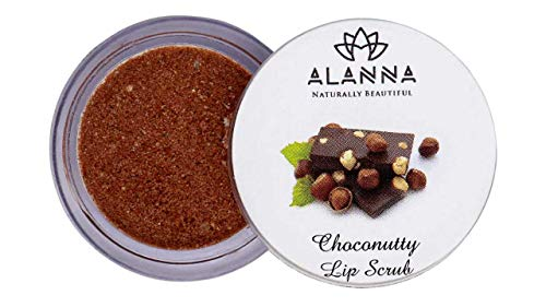 Alanna Lip Scrub for Lightening and Brightening Dark Lips, 8 g
