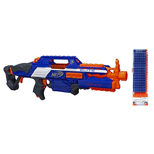 Nerf–a3901eu40–Pistola–Elite Rapidstrike XD