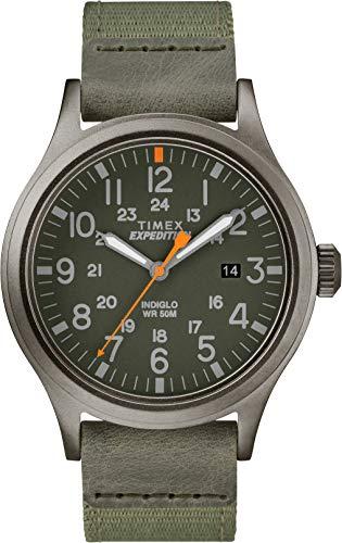 Timex Orologio Analogico Classico Quarzo Uomo con Cinturino in Tessuto TW4B14000