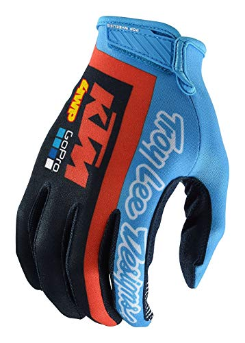 Troy Lee Designs 2019 TLD - Guanti Air MX Team KTM, Auto e moto, 404740006, Marina Militare, XXL