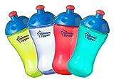 Freeflow Sports bottle Tommee Tippee 300ml capacity bpa free girls 12m+ (Blue)