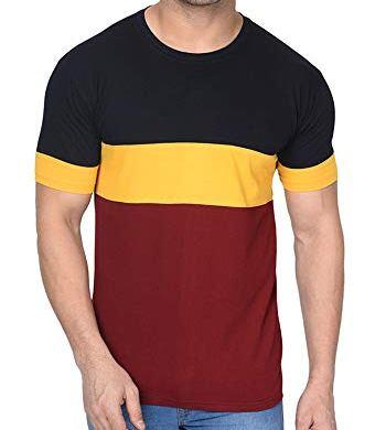 Katso Men's Cotton T-Shirt (Pack Of 1) (Katso-Hood-Full) 4