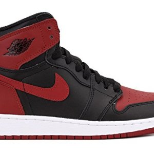 Nike Boys' Air Jordan 1 Retro High Og Bg Basketball Shoes 41Sb vWJiTL