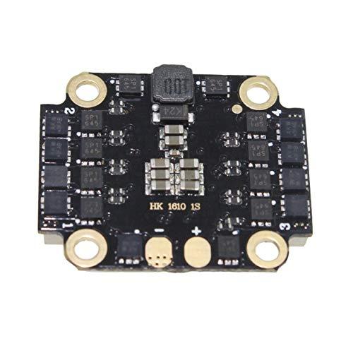 LoveOlvido HAKRC 1S10A 10A 4-in-1 BLHELI_S ESC Supporto Dshot150 / 300/600 Mini Formato ESC per...