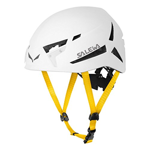 SALEWA 00-0000002297 Casco de Escalada, Unisex Adulto, Verde, M