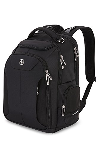 Swiss Gear Business Pro 28 litres Black Laptop Backpack