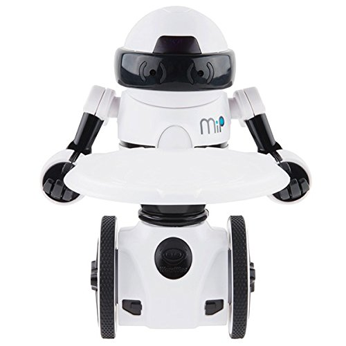 41SlyHZ tCL - Wow Wee- Robot MiP Blanco, Color (WowWee 0821)